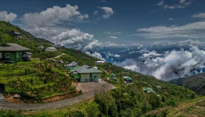 sikkim is the best place for go