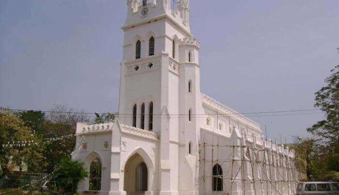 St. George's Church in Hyderabad