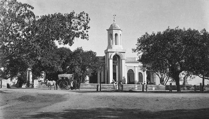 St. John Church in Hyderabad
