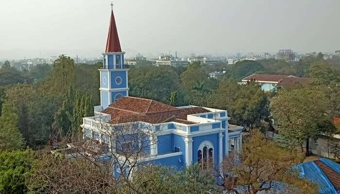 St. Mary's Church in Pune