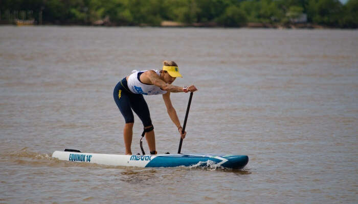 stand up paddle is the best things to do