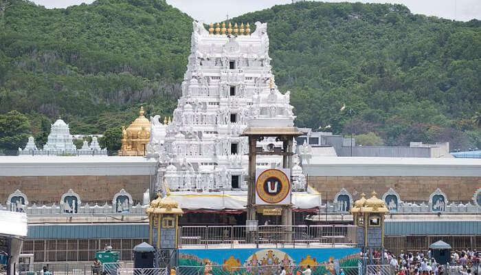 Sri Venkateswara Temple in Tirupati