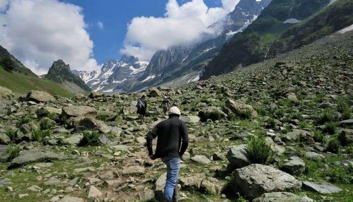 trekking and hikking is the best activity
