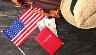 USA Visa - Cover