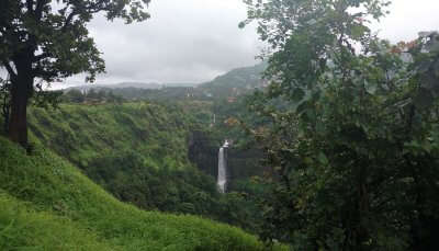 Waterfalls Near Mussoorie cover