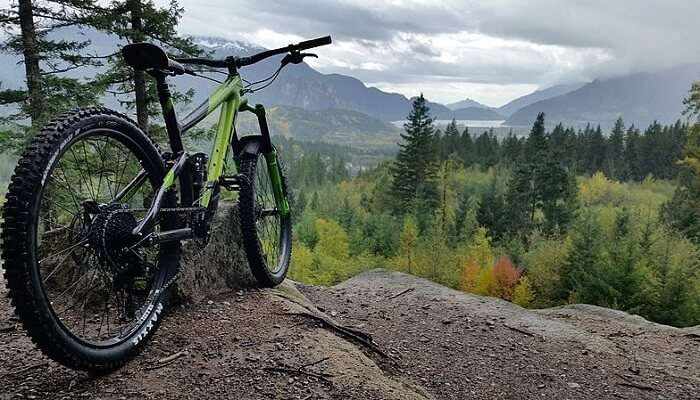 What is Mountain Biking