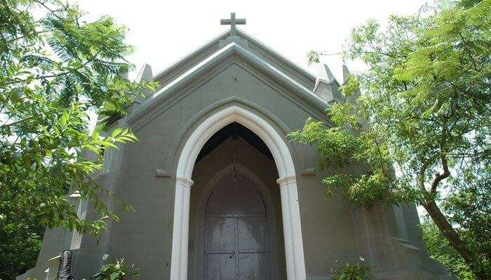 Best Churches in Yercaud