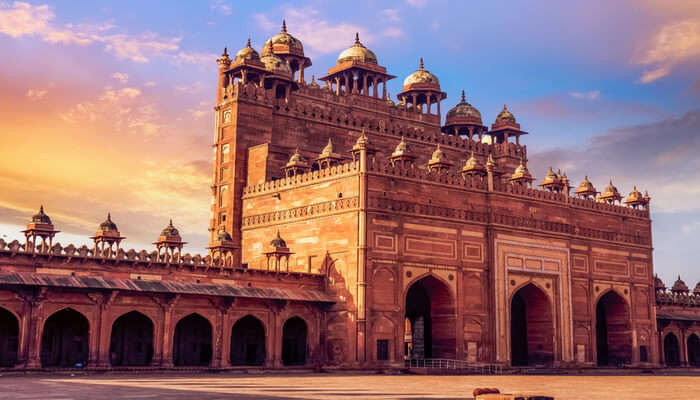Best Places To Visit In Fatehpur Sikri