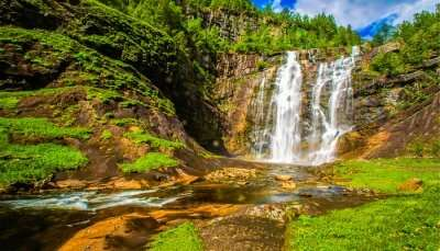 Waterfalls in Arunachal Pradesh