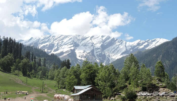 manali is the best place