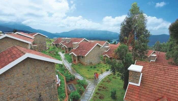 resorts near kollam