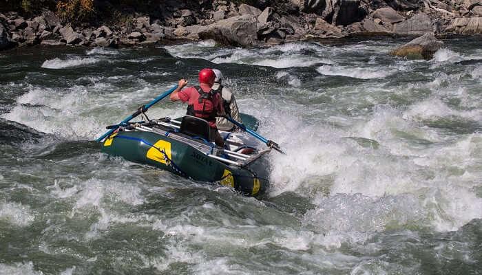 river rafting in Kumaon