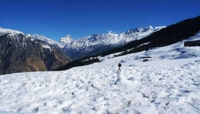 Auli Snow Mountains