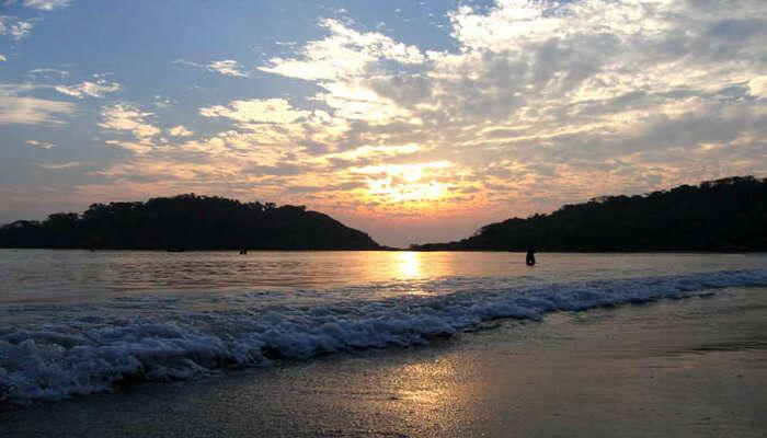 Butterfly Beach, Goa