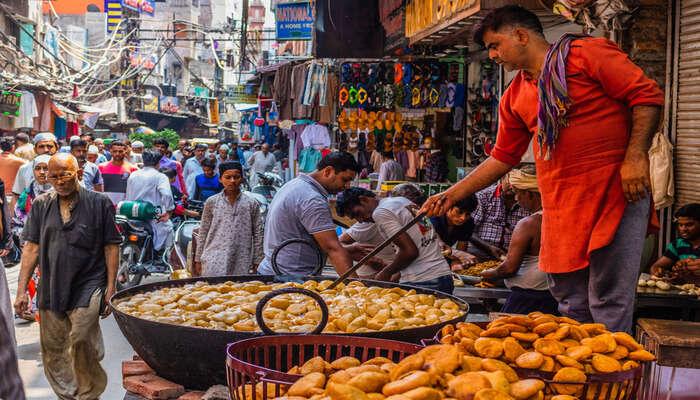 Delhi Food Walking Tour