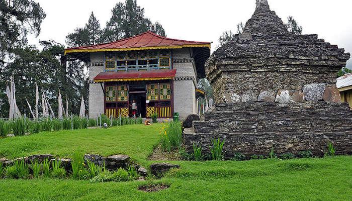 A Monastery Premises