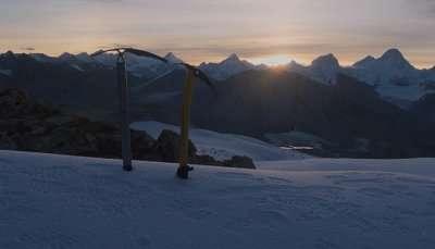 Kalindi Khal Glacier