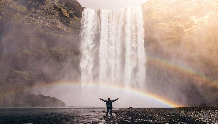 Kalsa Waterfall