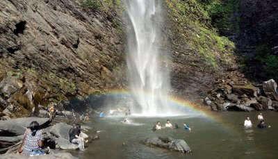 Koodlu Falls