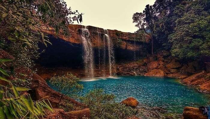 Krang Suri Falls