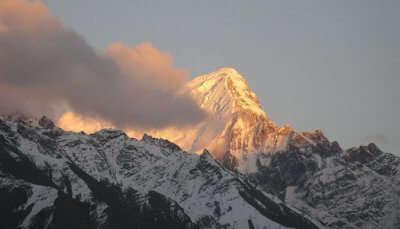 Chitkul Mountains
