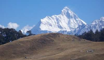 Views Of Nanda Devi Peak