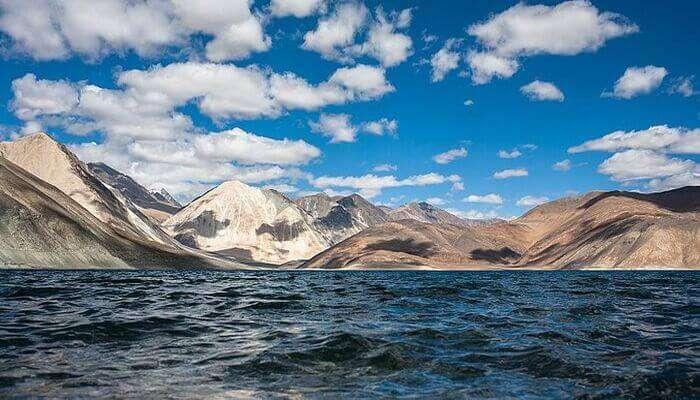 Pangong Lake, Ladakh