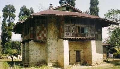 Rinchenpong Heritage House