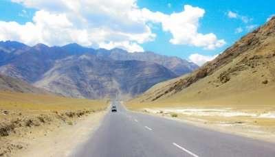 Leh highway