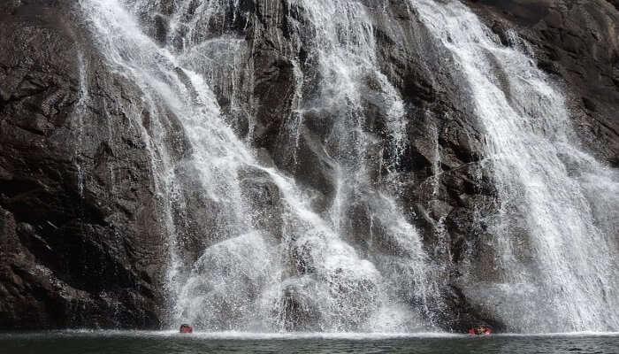 Surla waterfall
