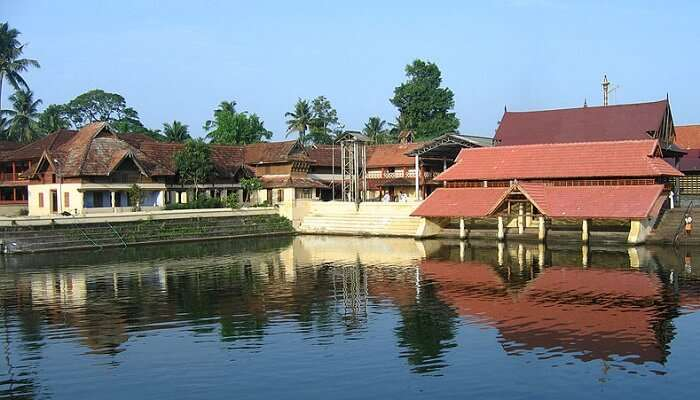 Ambalapuzha Sree Krishna Temple