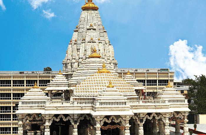 Ambe Temple