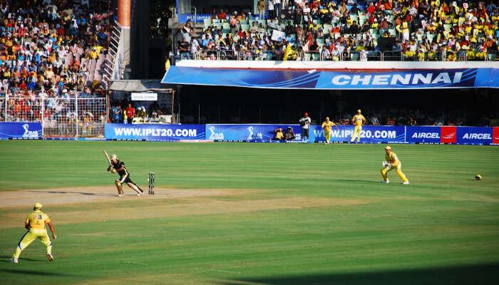 An IPL Match