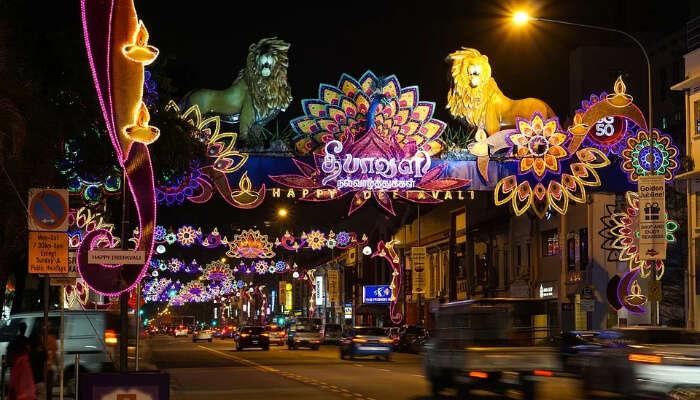 Diwali In South India