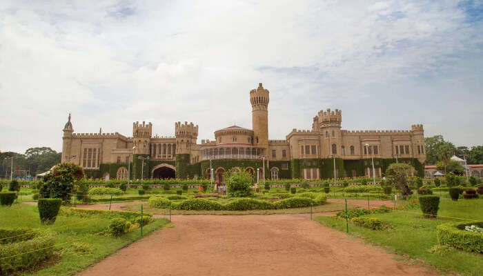 Palace In India