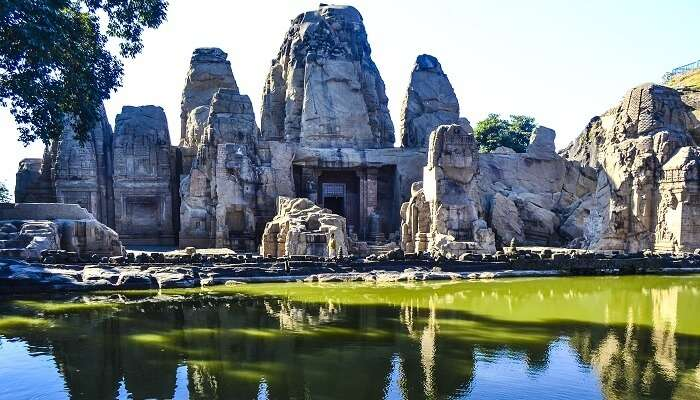 Masrur Temples