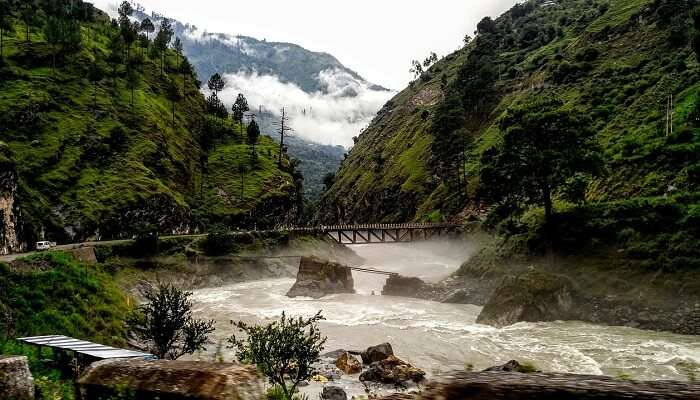 Shimla To Manali Via Kinnaur And Spiti