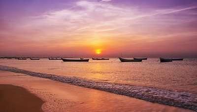 Tuticorin Roach Beach