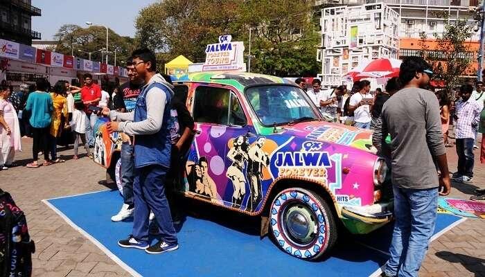 Venue Of Kala Ghoda Fest