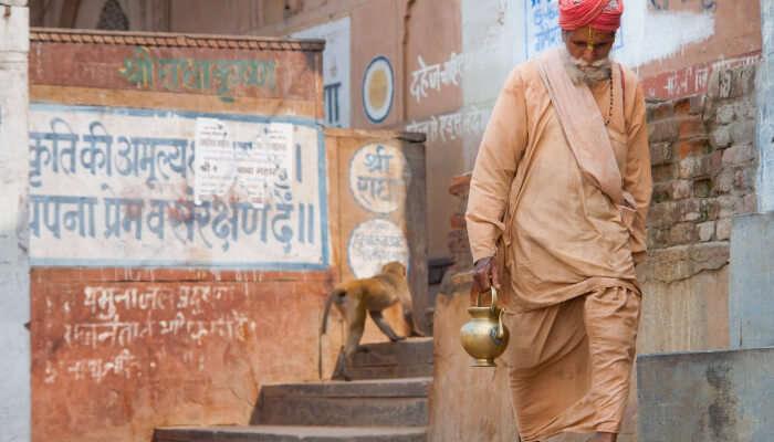 Vrindavan Parikrama: Circle Around The Town
