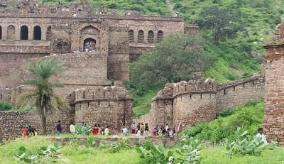 one of the most haunted forts in India