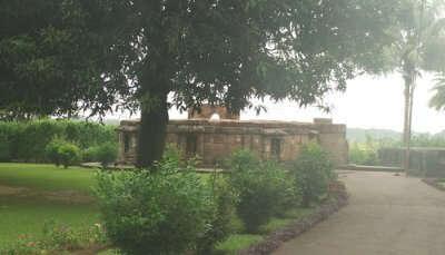 Chausathi Jogini Temple Premises
