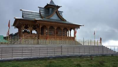 Hatu Mata Temple