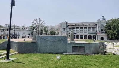 Khadi Museum In CP
