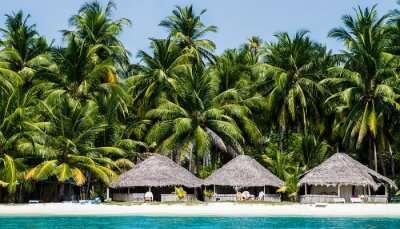Bangaram Islands in Lakshadweep