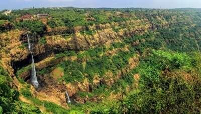 Lingmala Waterfall, Mahabaleshwar