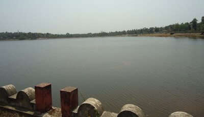 Malayattoor Lake
