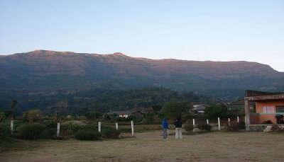 Mount Kalsubai