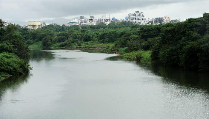The Serene Mutha River