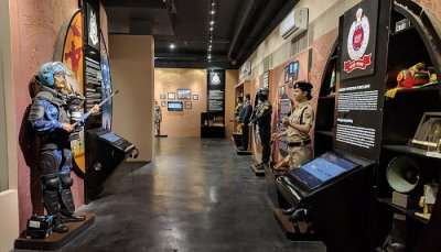 National Police Museum Exhibits